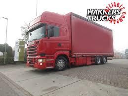100 Top Trucks Of 2014 Scania R490 6x2 Lenk Lift Ret Megavolume Truck Nlcom