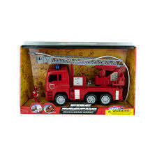 100 Wholesale Truck Parts ABC Bulk Set Of 4 Fire Rescue With Water Hose SHIPS