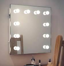 miroir avec eclairage pour salle de bain survl