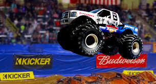 100 Monster Trucks Denver Kicker Truck