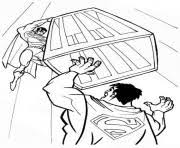 Strong Superman Coloring Page9c8b Pages