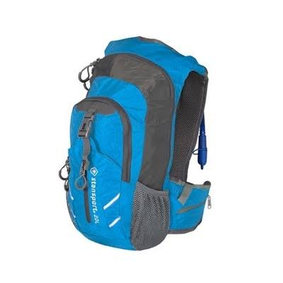 Stansport Daypack with Water Bladder 20 Liter Blue