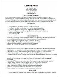 Download Professional Pharmacy Technician Templates To Showcase Of Get 7 Pharmacist Curriculum Vitae Free Samples