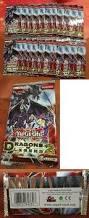 Yugioh Pegasus Starter Deck Ebay by Yu Gi Oh Sealed Booster Packs 31396 Yugioh Oop 1st Edition