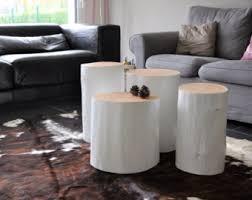 deco tronc d arbre seawood design table tronc d arbre déco par seawooddesignfrance