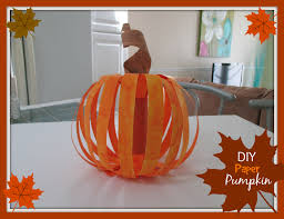 Dryer Vent Pumpkins diy cardboard pumpkin youtube