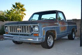 100 1974 Chevrolet Truck C10 Brand New Truck Wrapped In 40 Year Old Original