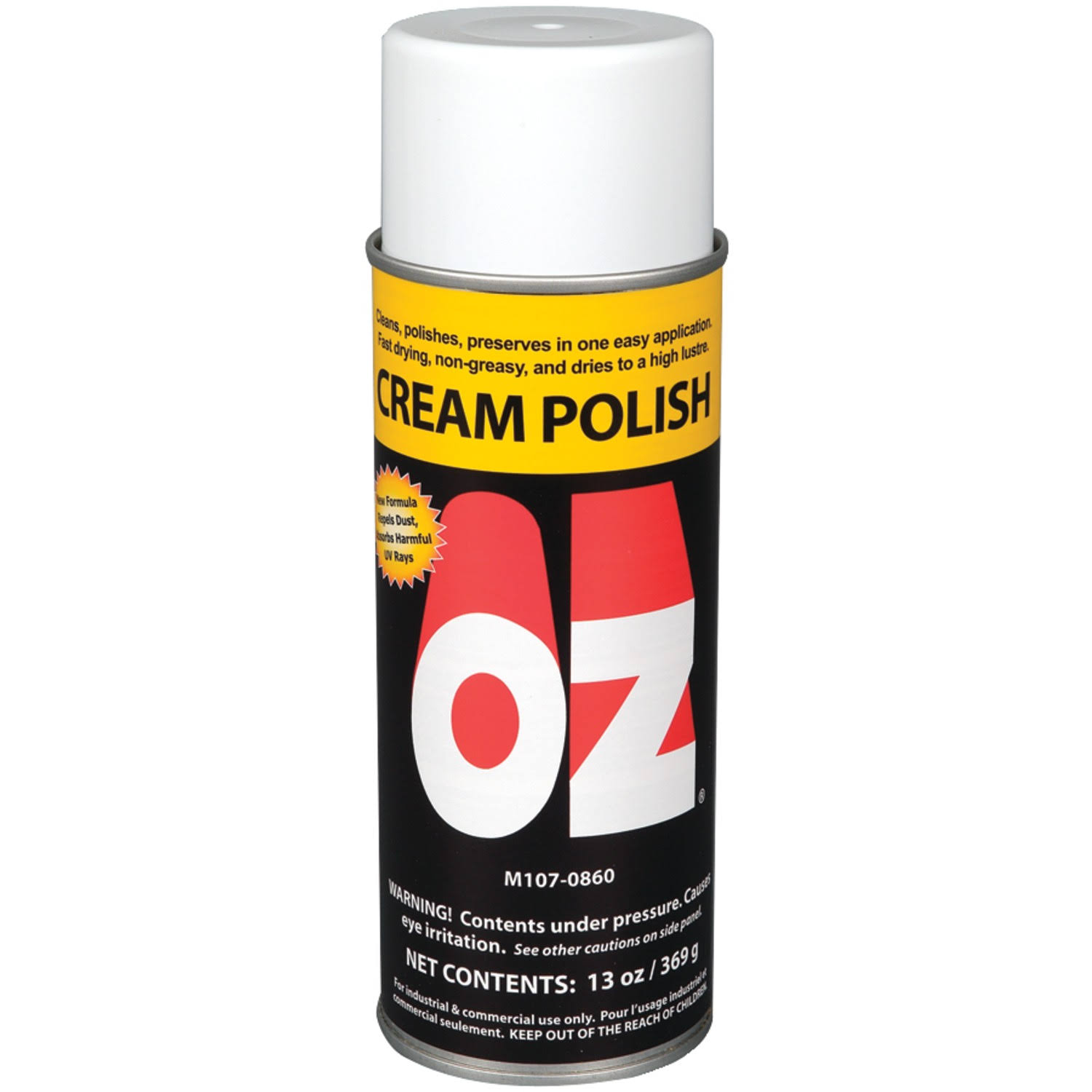 Mohawk Finishing Products M107-0860 oz Polish Aerosol