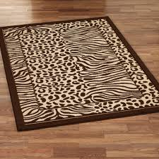 Animal Print Room Decor by Wall Decor For Dining Room Area Brown Animal Print Rugs Arafen