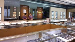 Jewelry Store Interior Design And Showcases Supplier