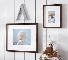 Chocolate Gallery Frames