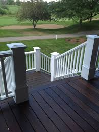 Porch Paint Colors Behr by Behr U0027s Cordovan Brown In Solid Stain Outdoors Front Exterior