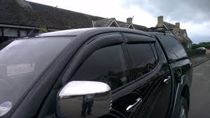 Mitsubishi L200 Window Visors £49 From Www.truckstyling.co.uk Free ... Endearing Window Vent Visors Trucks For Modern Putco Element Chrome Sharptruckcom Egr Smline Inchannel Fast Shipping Firstgen Tacoma World How To Install Avs On A Gmc Sierra Youtube Tinted Chevy Colorado Canyon In Ikonmotsports 0608 3series E90 Pp Front Splitter Oe Painted Channel Page 2 Tapeon Mack Visor Rear Door Trims Exterior