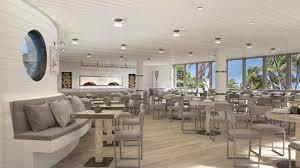 Rosenthal Wine Bar Patio Malibu by Chef Helene Henderson To Open Malibu Farm At Nobu Eden Roc Miami