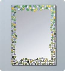 Mosaic Bathroom Mirror Diy by Here Is An Easy Home Decor Idea You Can Make Your Own Decorative