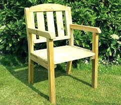 Wooden Outside Table Chairs Garden And