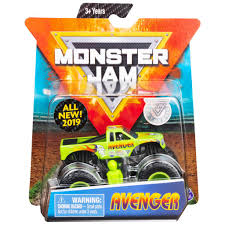 100 Monster Jam Toy Truck Videos Spin Master Official Avenger