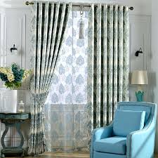 blackout bedroom curtains thick chenille fabric romantic purple