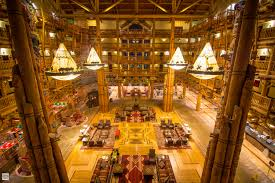 Accessible Room at Disney s Wilderness Lodge