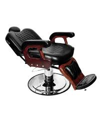 Fully Reclining Barber Chair by 9060 Commander Ii Barber Chair