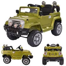 Jeep Style Kids Ride On Truck Battery Powered Electric Car 12V W ... Jeronimo Monster Ride On Truck Details About 12v Kids On Car Rc Remote Control W Led Jual Obral Tomindo Toys Ct619 Biru Mainan Anak Amazoncom Costzon Jeep 2wd Powered Manual Fire More Onceit Best Choice Products Semi Big Shop Costway Suv Mp3 Electric Cars For Toddlers Jay Goodys Forklift With Combustion Engine Rideon Truckmounted Handling Rideon Toy Trucks Ragle Design