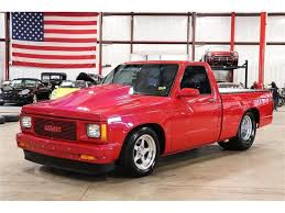 1986 GMC Sonoma For Sale | ClassicCars.com | CC-1146523 Bak Industries Bakflip Fibermax Hard Folding Truck Bed Cover Gmc Sonoma Lodi Driving School Passion In Art And Education Passionate 28 V6 Pick Up Truck 5 Speed Factory Manual In 8204 Ext Cab Kicker Compvr Cvr12 Dual 12 Sub Box Chevrolet S10 Wikipedia Gmc Sonoma Stepside For Sale Inspirational 1999 Sport Front Door Weatherstrip Seal 9404 Pickup S15 490c2002gmcsomasilvertrkgaryhannaauctisedmton Benefits Of Car Maintenance Heres An 02 With 340k Miles 1996 Pickup Item 3515 Sold June 1 Midw Busted Knuckles 1993 Gifted California For Used Cars On Buyllsearch