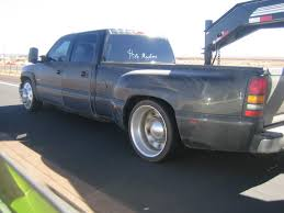 Lowered LMM Dually On Semi Wheels.. - Diesel Place : Chevrolet And ...