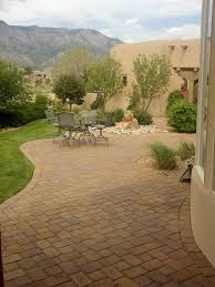 100 Concrete Patio Floor Ideas Patio Design With by Patio Size Tips Landscaping Network