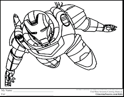 Hulkbuster Coloring Pages Printable Hulk Face Free Avengers Kids Marvel