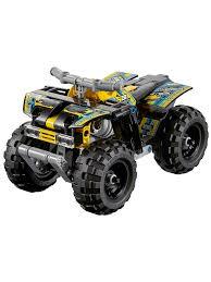 100 Lego Technic Monster Truck LEGO 42034 Quad Bike At John Lewis Partners