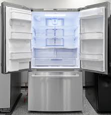 Samsung Counter Depth Refrigerator Home Depot by Kenmore Pro 79993 Counter Depth Refrigerator Review Reviewed Com