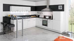 cuisine blanc et noir cuisine et blanche cuisine cuisine noir