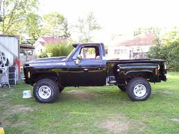 100 Chevy Stepside Truck 1978 For Sale Image Details