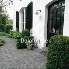 aménagement extérieur d entrée de maison delefortrie paysages