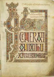 British Carpet by Lindisfarne Gospels Wikipedia