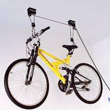 ceiling mounted bike lift gadget flow