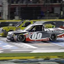 NASCAR Truck Series At Charlotte 2015 Results: Winner, Standings And ...