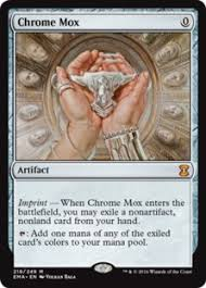 Mtg Storm Deck Legacy by Storm Deck For Magic The Gathering