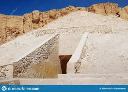 100 In The Valley Of The Kings Entrance To Tomb Egypt Editorial