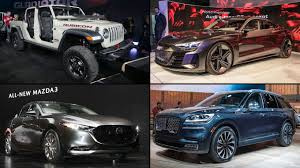 Best Cars Of The 2018 Los Angeles Auto Show: MotorTrend Favorites ...