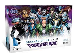 dc comics deck building game forever evil cryptozoic entertainment