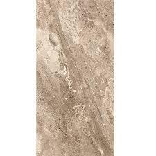 shop nitrotile mauritzzio beige ceramic travertine floor and wall