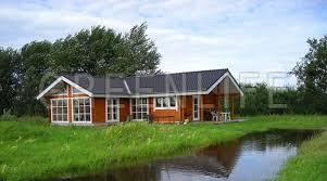 chalet maison en kit maison bois carla 100 maison bois greenlife