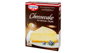 backmischung cheesecake american style 295 g