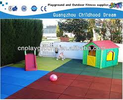 unique soft outdoor flooring tiles outdoor playground rubber