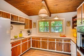 kitchen mid century modern modern island painted wooden kitchen