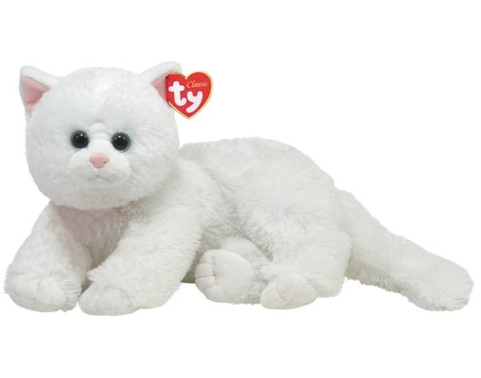 Ty Classic - Crystal - White Cat