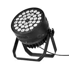 Indoor Stage Lighting LED Par Can Lights for DJ Disco 36 10W