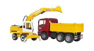 Bruder Construction Trucks – EdPeer Bruder Mb Arocs Cstruction Truck With Crane Clamshell Buckets And Nz Trucking Scania R Series Magazine Rseries Liebherr Crane Truck Light Sound Module Vehicle Toys By Bruder Trucks 03570 Walmartcom Arocs With Accsories 3570 Charlies Direct Mack Granite 02818 The Play Room Toy Educational My Lifted Ideas