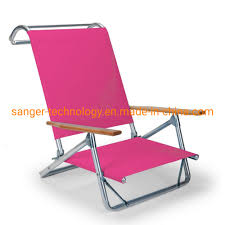 [Hot Item] Fashionable Stylish Folding Chair In Pink, Aluminum Beach Chair  With Wooden Armrest, Camping Chair With Lower Seat And Back Hand Holder Best Promo 20 Off Portable Beach Chair Simple Wooden Solid Wood Bedroom Chaise Lounge Chairs Wooden Folding Old Tired Image Photo Free Trial Bigstock Gardeon Outdoor Chairs Table Set Folding Adirondack Lounge Plans Diy Projects In 20 Deckchair Or Beach Chair Stock Classic Purple And Pink Plan Silla Playera Woodworking Plans 112 Dollhouse Foldable Blue Stripe Miniature Accessory Gift Stock Image Of Design Deckchair Garden Seaside Deck Mid